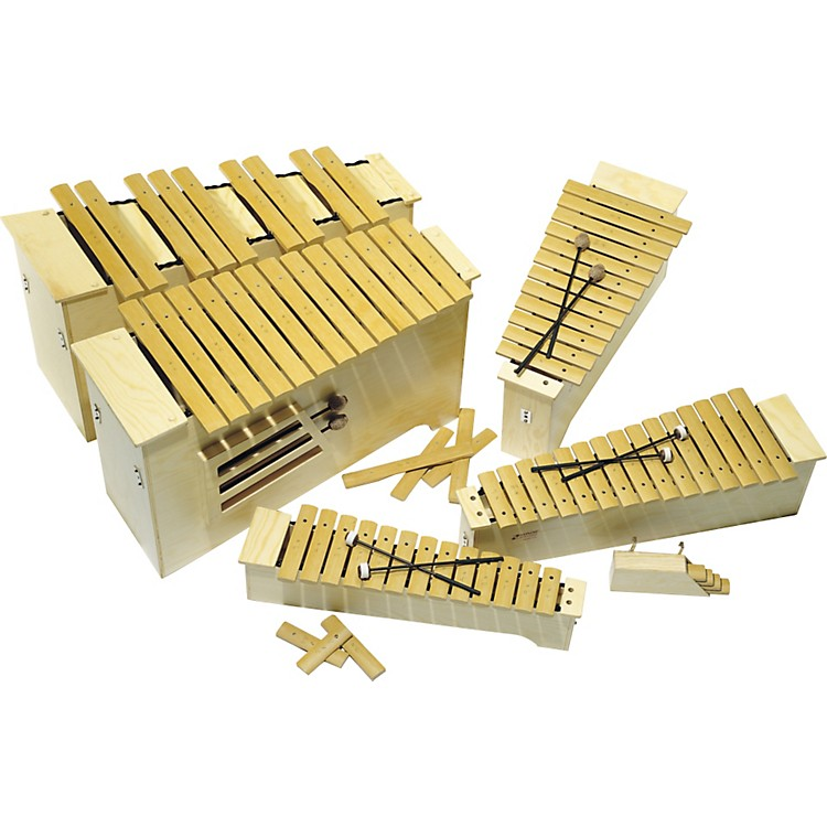 Sonor Palisono Deep Bass Xylophones Chromatic Add-On Only, Gbkx 200 888365962344