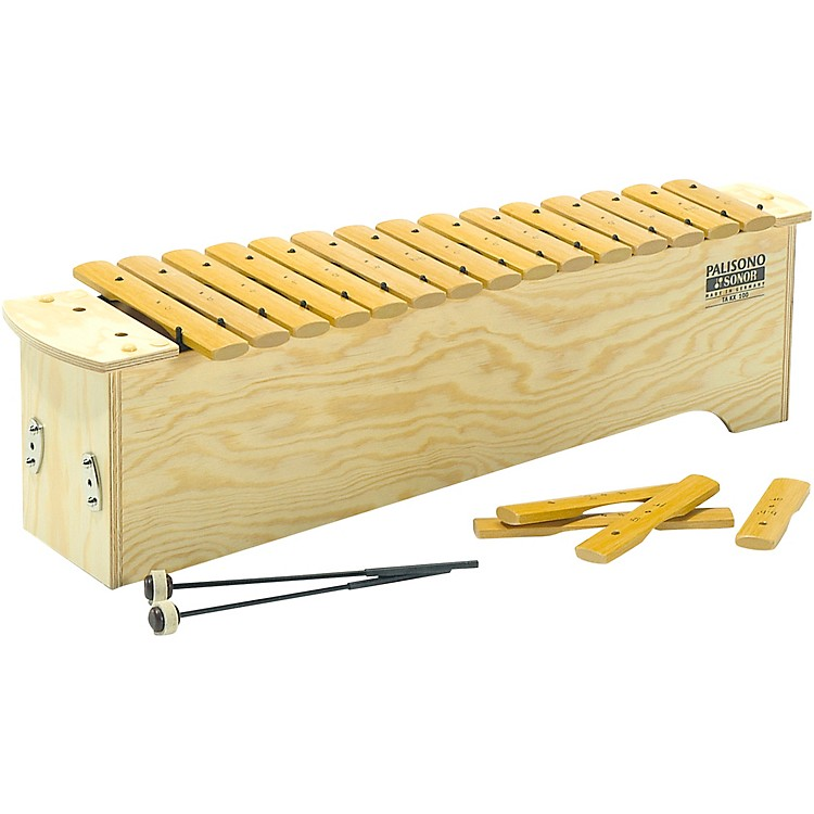 SonorPalisono Diatonic Tenor-Alto Xylophone
