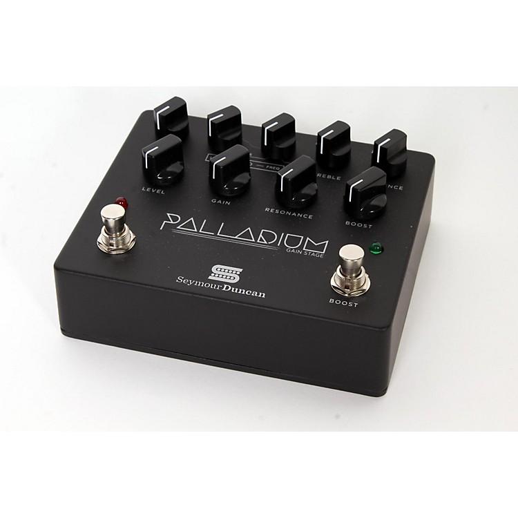 Seymour DuncanPalladium Gain Stage Distortion Guitar Effects  Pedal (Black)888365911199