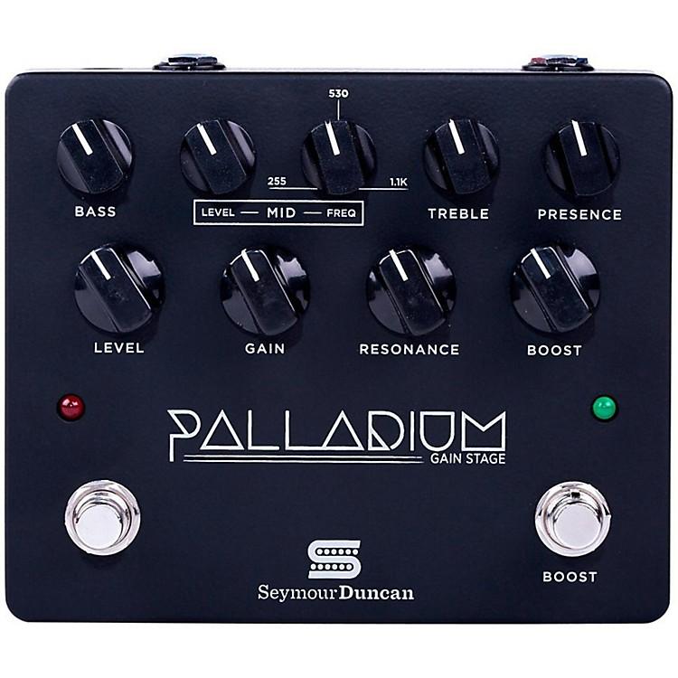 Seymour DuncanPalladium Gain Stage Distortion Guitar Effects  Pedal (Black)