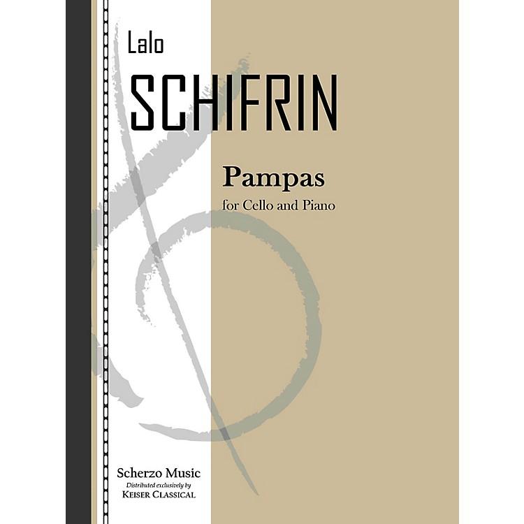 Lauren Keiser Music PublishingPampas (Cello and Piano) LKM Music Series Composed by Lalo Schifrin