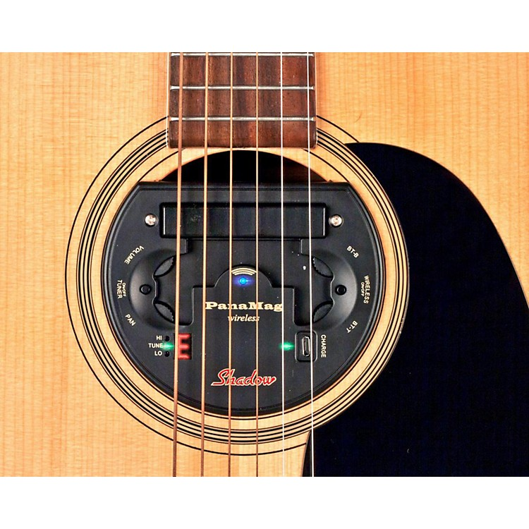 ShadowPanaMAG Acoustic Guitar Wireless System Pickup888365820378