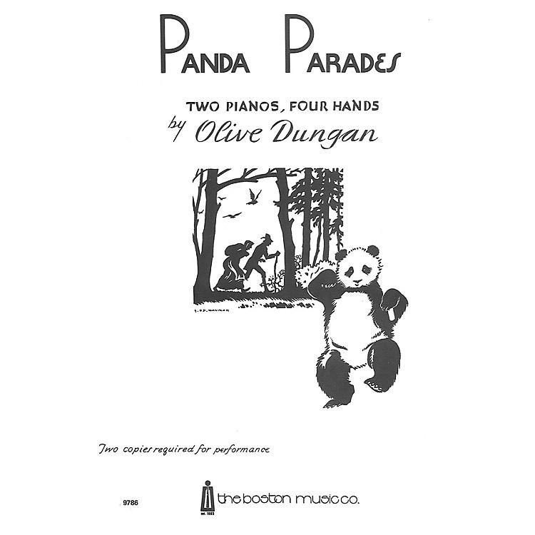 Music SalesPanda Parades Music Sales America Series