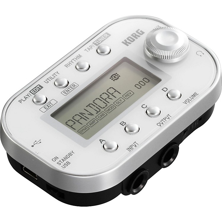KorgPandora Mini PXMINI Guitar Multi-Effects Processor