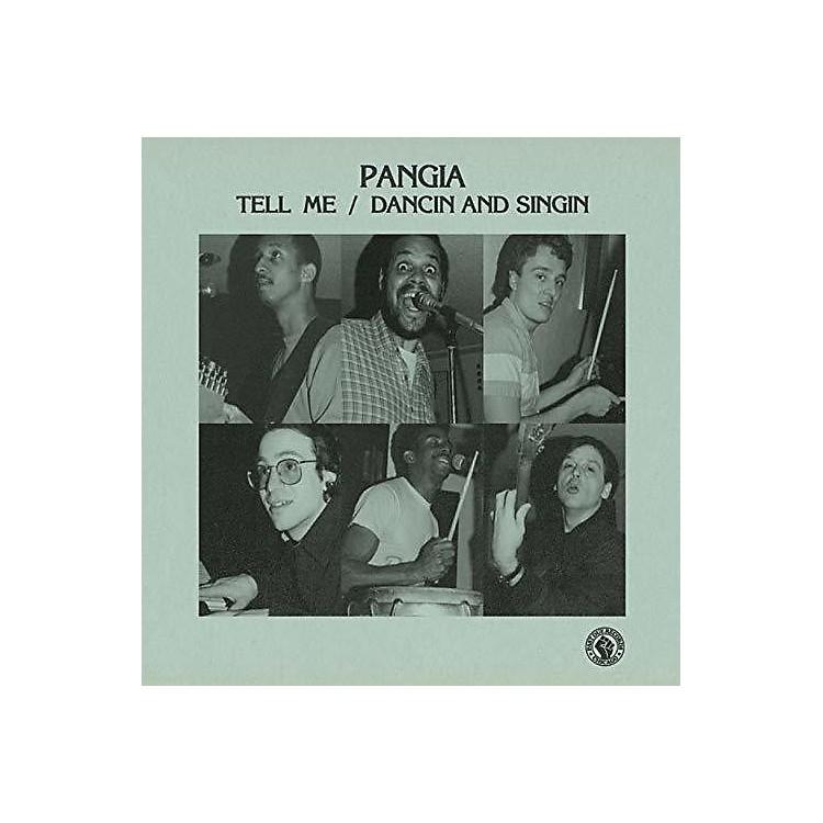 AlliancePangia - Tell Me