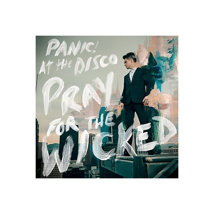 AlliancePanic! At the Disco - Pray For The Wicked (CD)