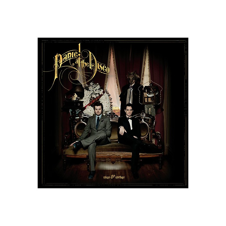 Alliance Panic! At the Disco - Vices & Virtues