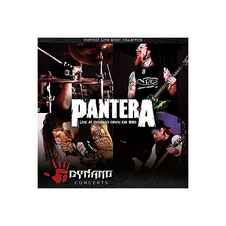 AlliancePantera - Live At Dynamo Open Air 1998