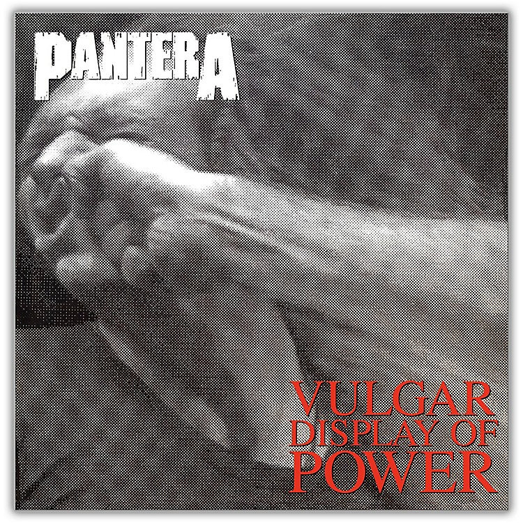 Pantera Vulgar Display Of Power Blogspot