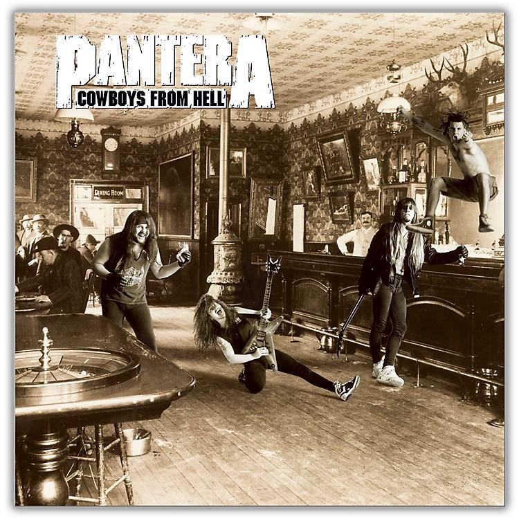 WEA&nbsp;Pantera - <i>Cowboys From Hell</i> 180 Gram Vinyl 2 LP&nbsp;&nbsp;