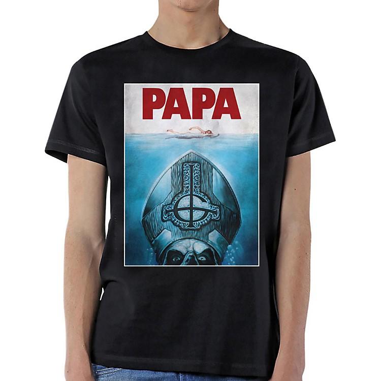 GhostPapa T-ShirtSmallBlack