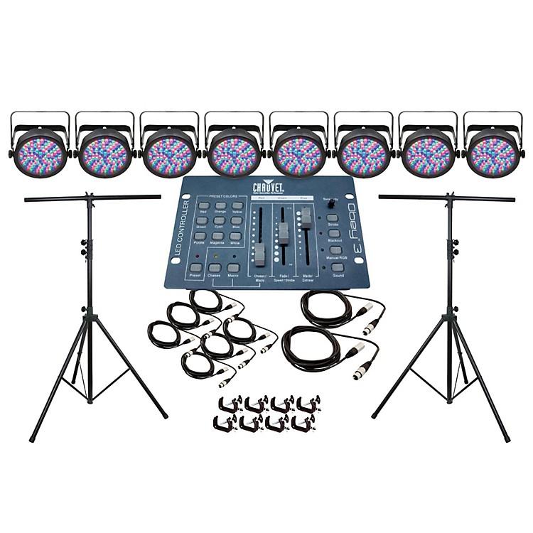CHAUVET DJPar 56 8 Light System