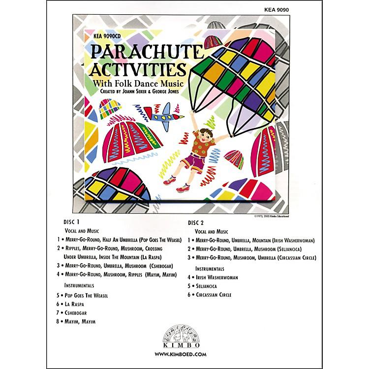 KimboParachute Activities with Folk Dance Music
