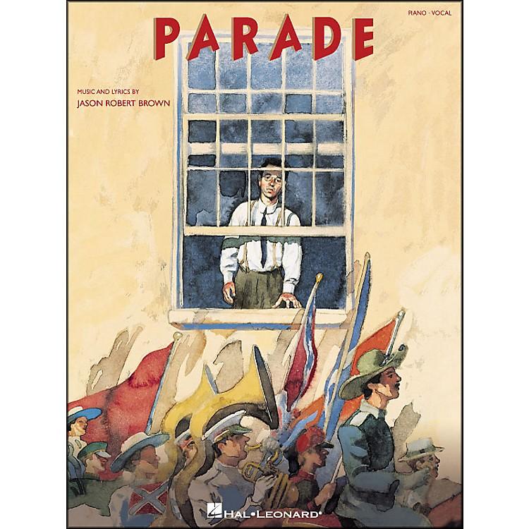 Hal LeonardParade arranged for piano, vocal, and guitar (P/V/G)