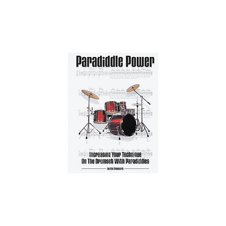 Hal Leonard Paradiddle Power Drum Book