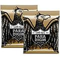 Ernie Ball Paradigm 80/20 Acoustic Guitar Strings Extra Light Bundle (2-Pack)