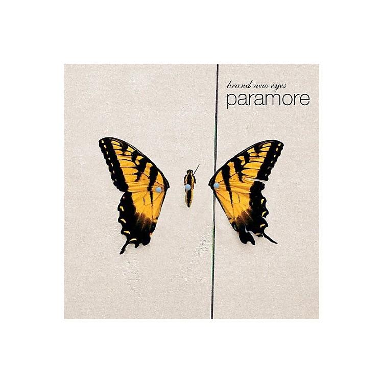 AllianceParamore - Brand New Eyes