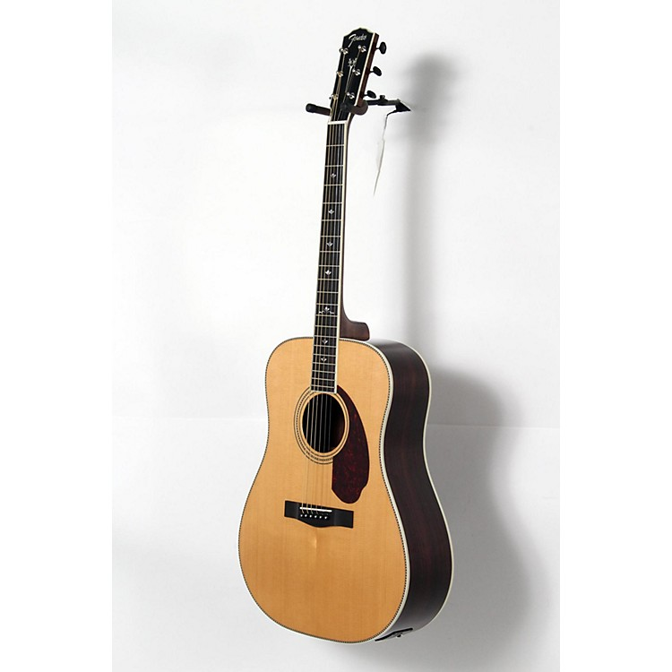FenderParamount Series PM-1 Deluxe Dreadnought Acoustic-Electric GuitarNatural190839060631