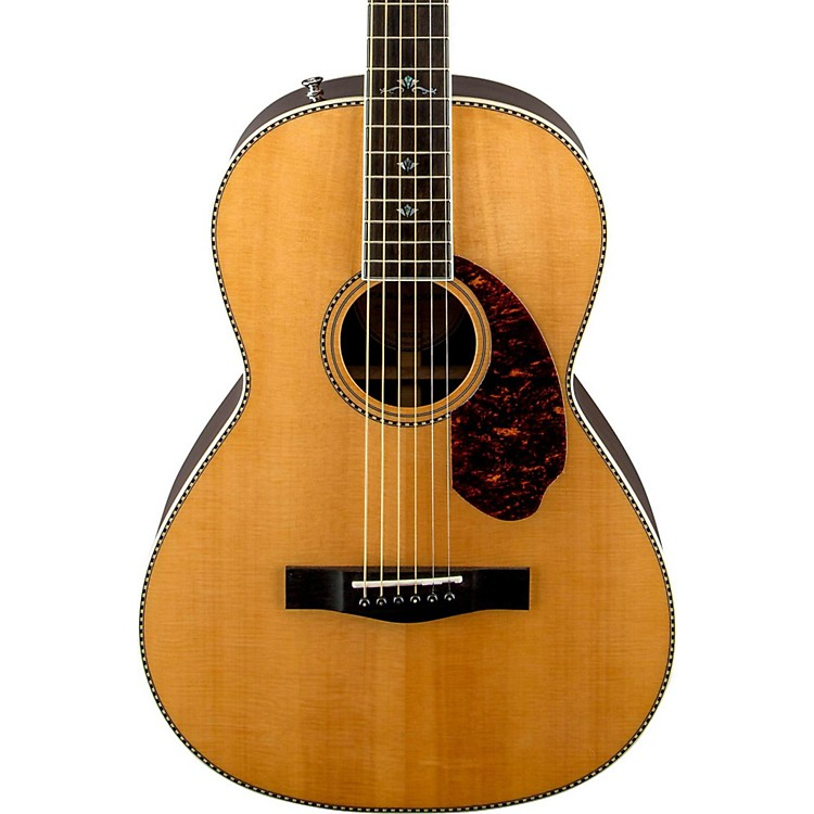 FenderParamount Series PM-2 Deluxe Parlor Acoustic-Electric GuitarNatural