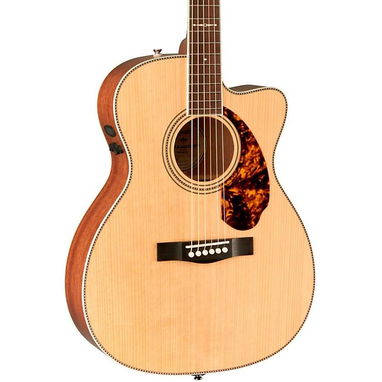 FenderParamount Series PM-3 Limited Adirondack Spruce/Mahogany Cutaway Triple-0 Acoustic-Electric GuitarNatural190839262004