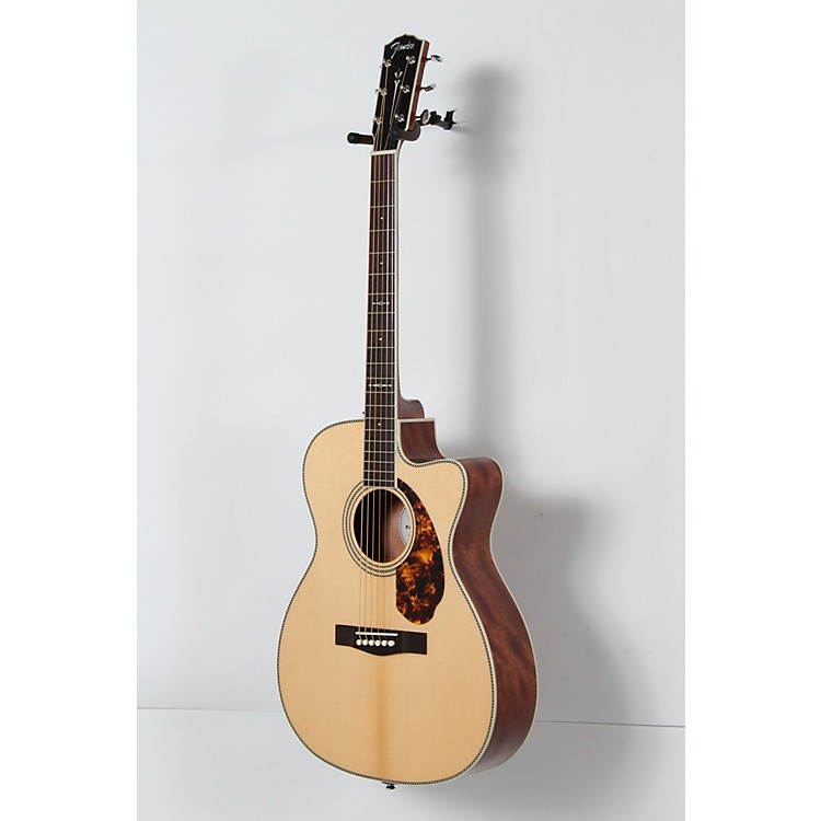 Fender Paramount Series PM-3 Limited Adirondack Spruce/Mahogany Cutaway Triple-0 Acoustic-Electric Guitar