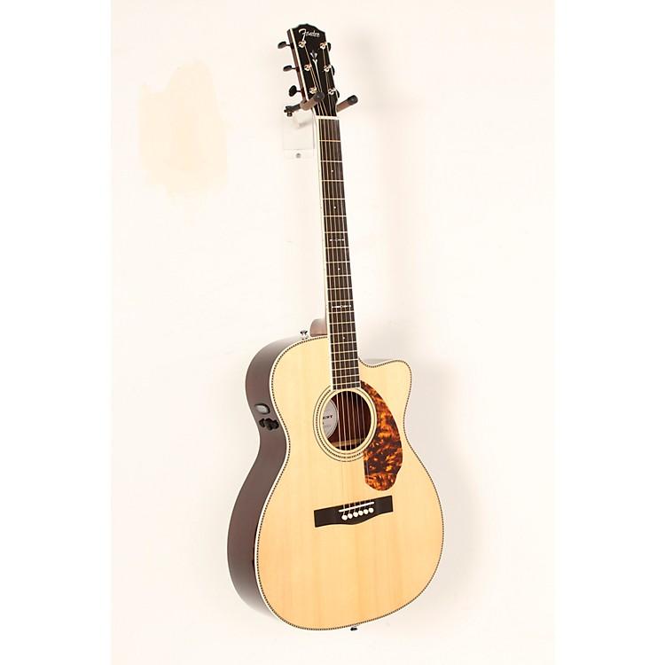 FenderParamount Series PM-3 Limited Adirondack Triple-0, Rosewood Acoustic-Electric GuitarNatural190839034656