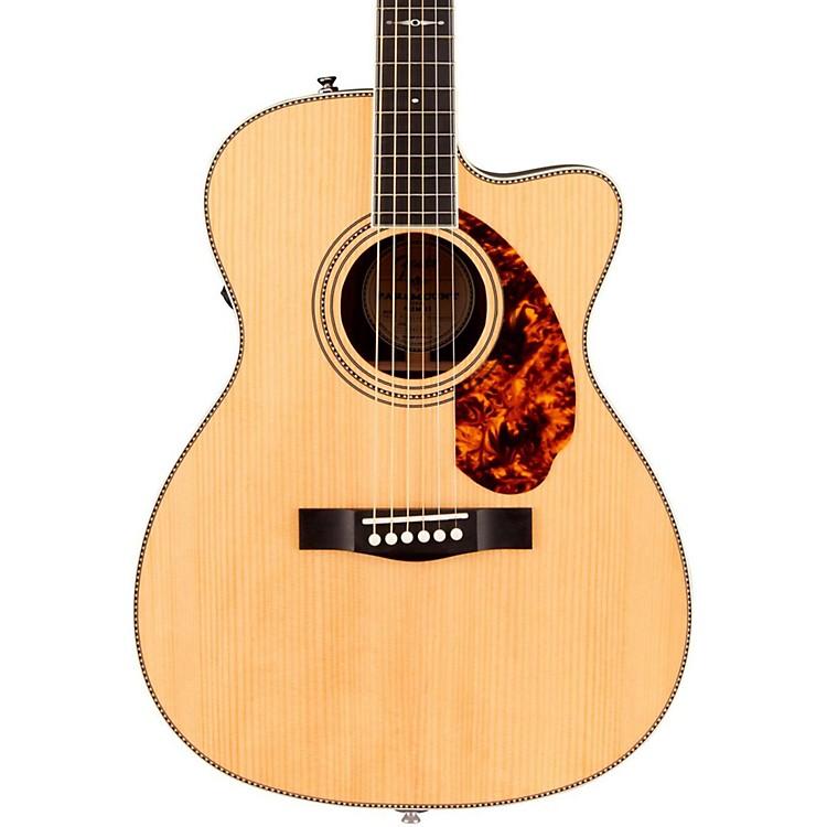 FenderParamount Series PM-3 Limited Adirondack Triple-0, Rosewood Acoustic-Electric GuitarNatural