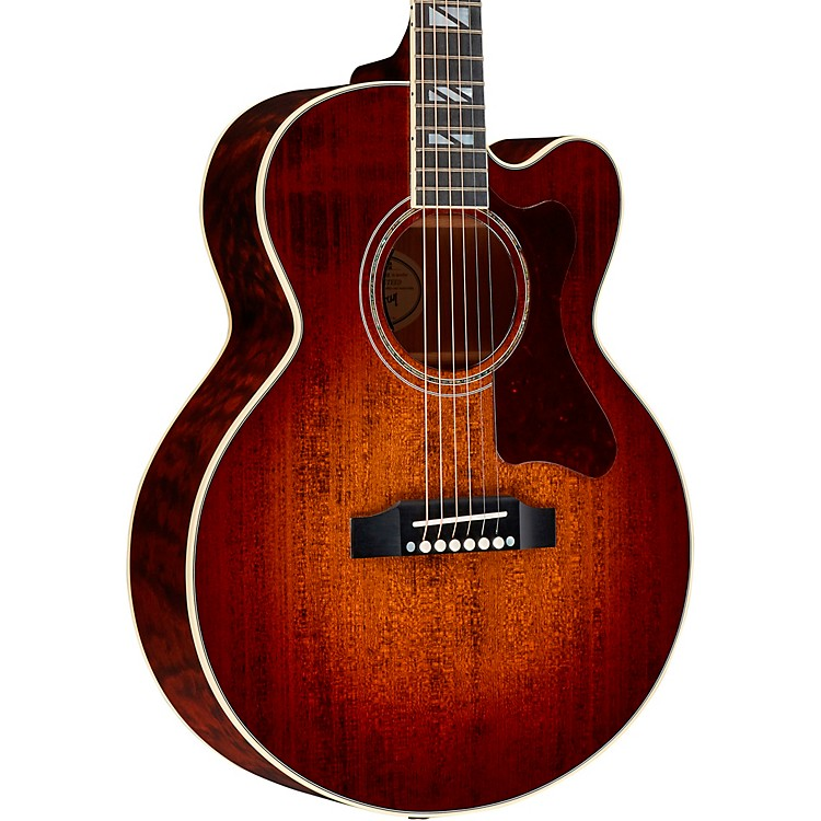 GibsonParlor Chroma Acoustic-Electric GuitarBourbon Burst