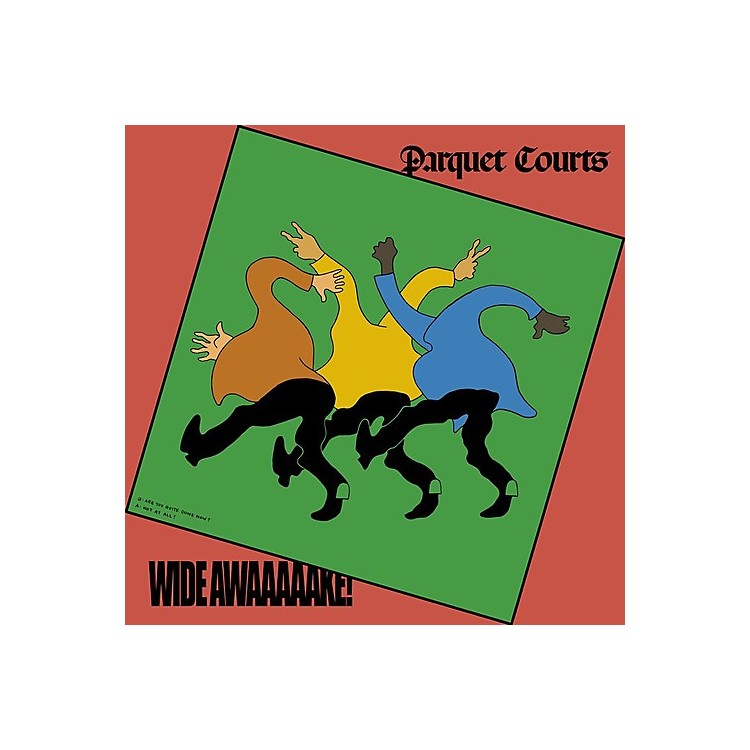 AllianceParquet Courts - Wide Awake