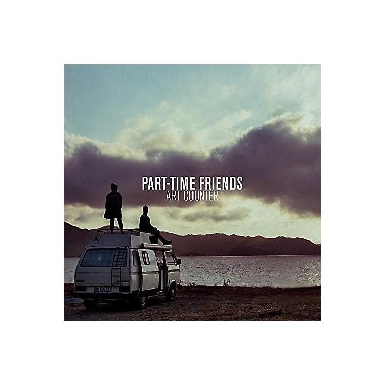 AlliancePart-Time Friends - Art Counter