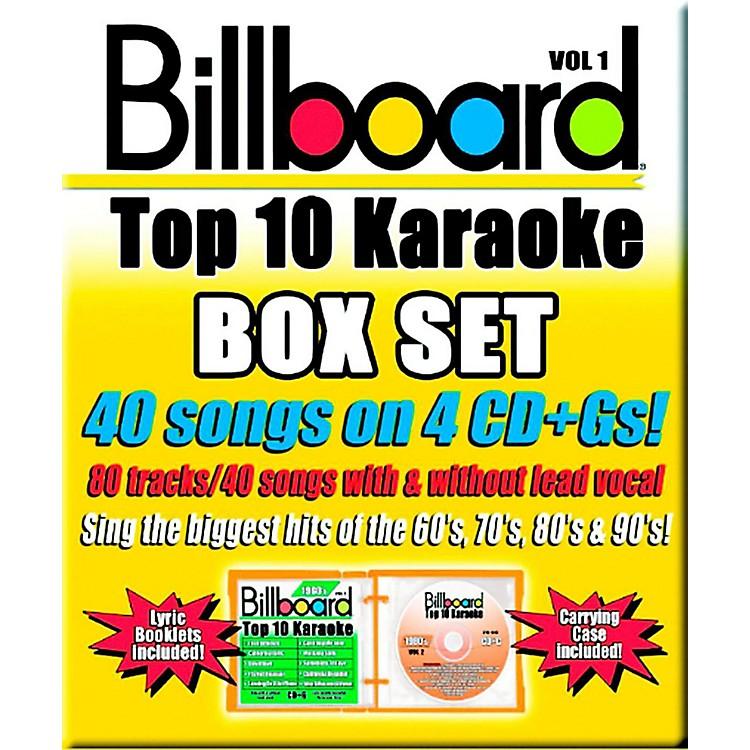 SYBERSOUNDParty Tyme Karaoke - Billboard Box Set 1