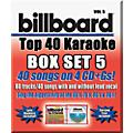 Sybersound Party Tyme Karaoke - Billboard Box Set 5