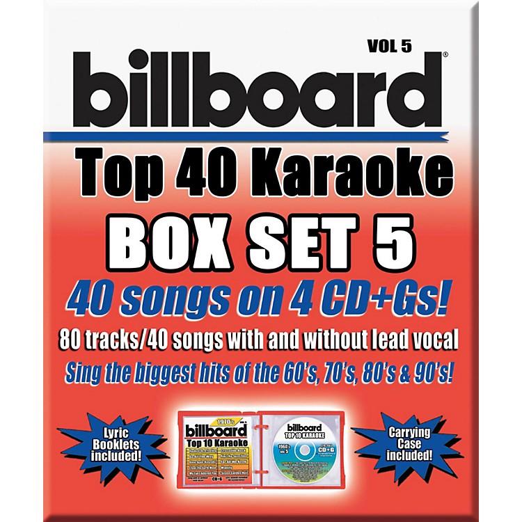 Universal Music GroupParty Tyme Karaoke - Billboard Box Set 5