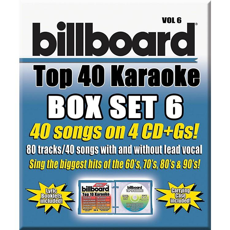 Universal Music GroupParty Tyme Karaoke - Billboard Box Set 6