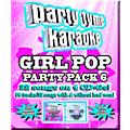 Sybersound Party Tyme Karaoke - Girl Pop Party Pack 6