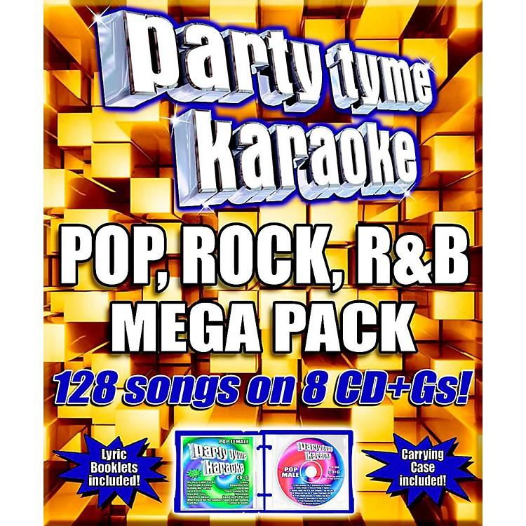 SYBERSOUNDParty Tyme Karaoke - Pop, Rock, R&B Mega Pack