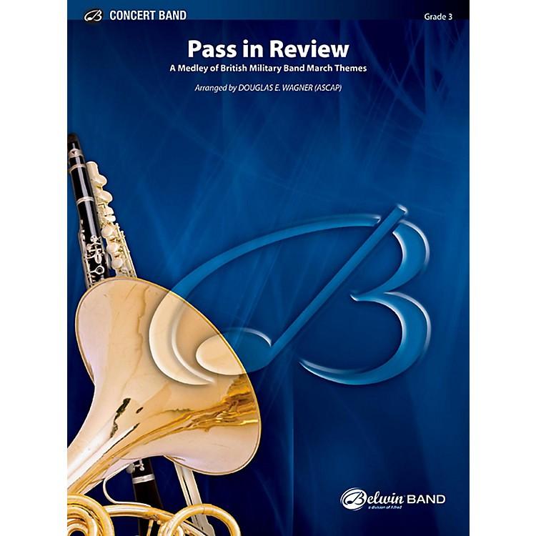 BELWINPass in Review Concert Band Grade 3 (Medium Easy)