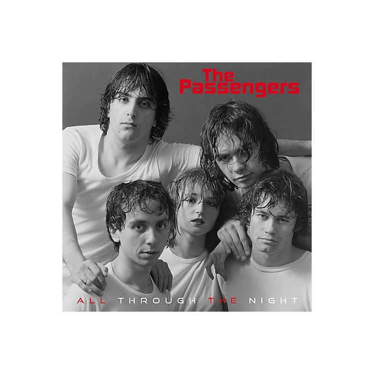 AlliancePassengers - All Through The Night / New Life