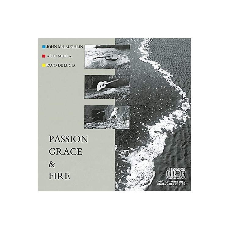 AlliancePassion, Grace And Fire