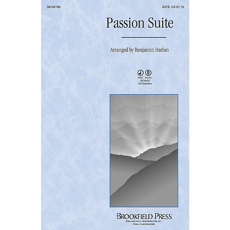 BrookfieldPassion Suite IPAKO Arranged by Benjamin Harlan