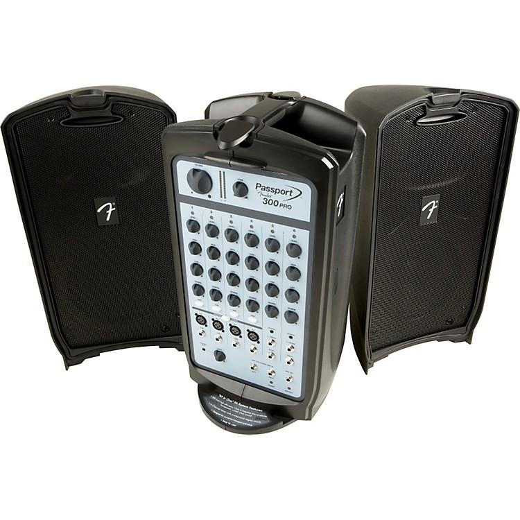 FenderPassport 300 Pro Portable PA System