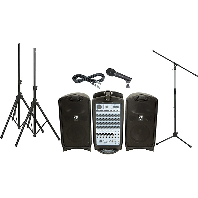 Fender Passport 500 Pro PA Package