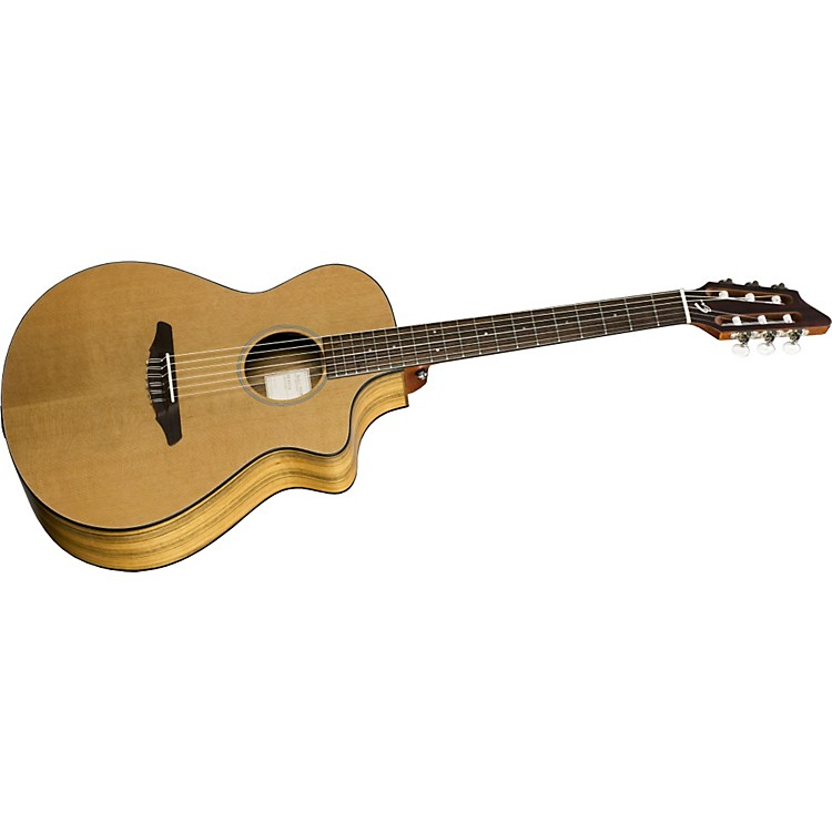 BreedlovePassport N250/COe Nylon String Acoustic-Electric GuitarNatural