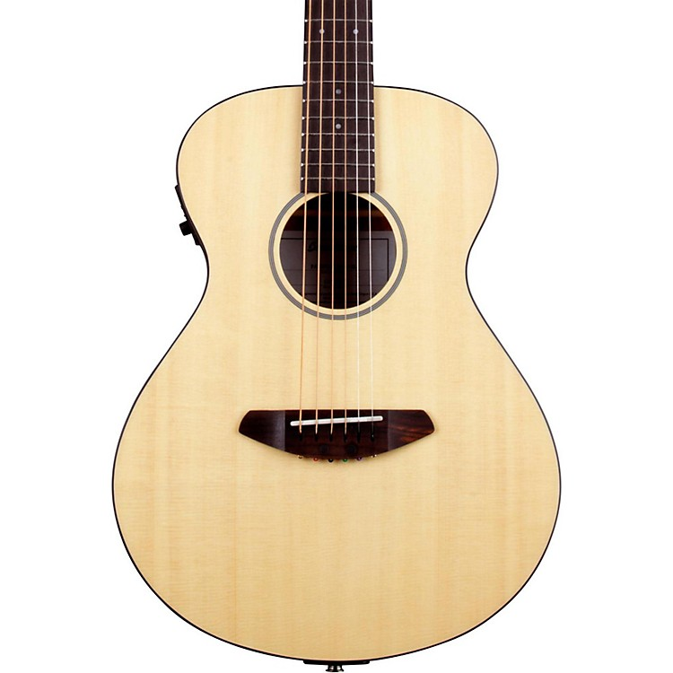 Breedlove Passport Traveler E Acoustic-Electric Guitar Natural