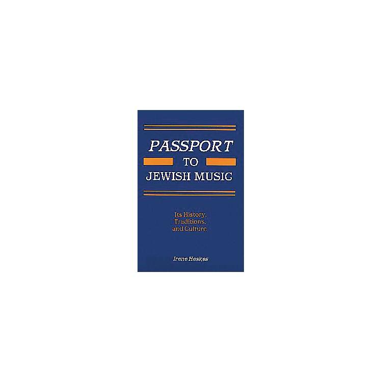 Tara PublicationsPassport to Jewish Music Book