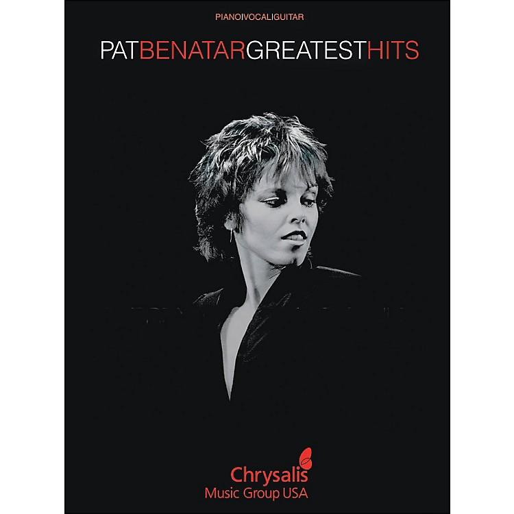 Hal LeonardPat Benatar Greatest Hits arranged for piano, vocal, and guitar (P/V/G)