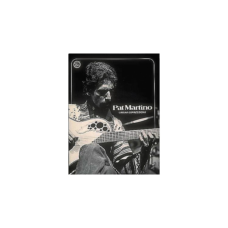REHPat Martino - Linear Expressions for Guitar Book