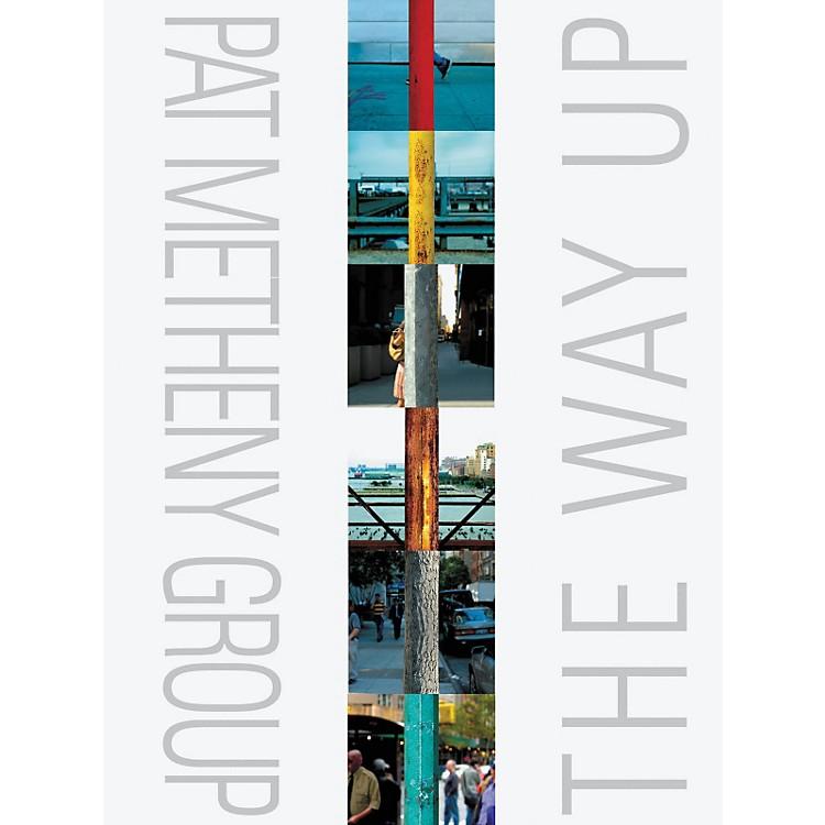 Hal LeonardPat Metheny - The Way Up - Transcribed Score Book