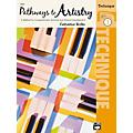 Alfred Pathways to Artistry Technique Book 1