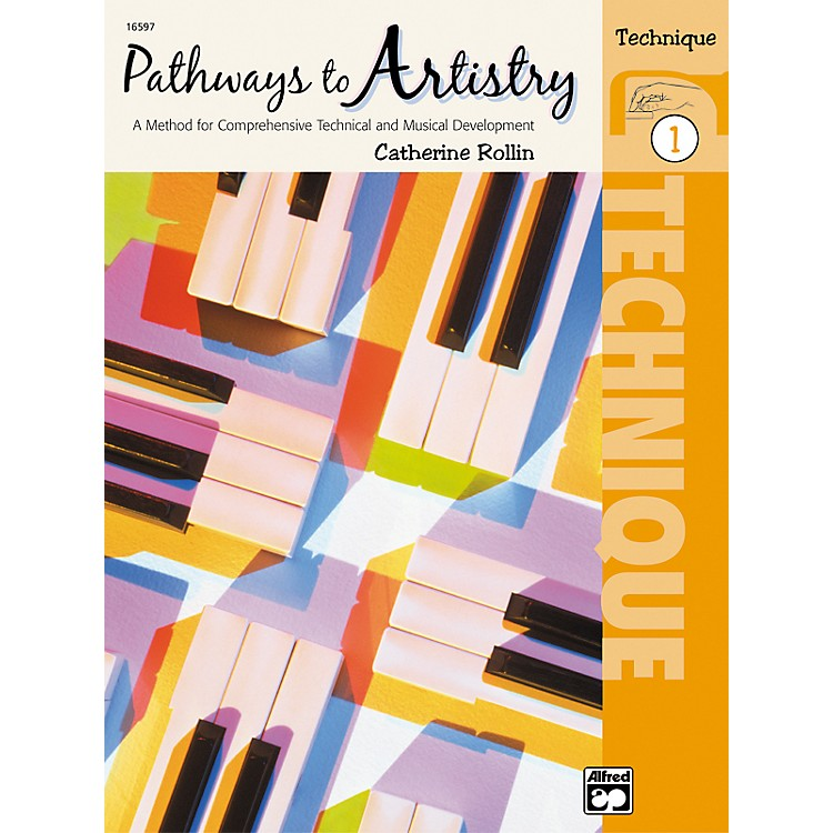 AlfredPathways to Artistry Technique Book 1